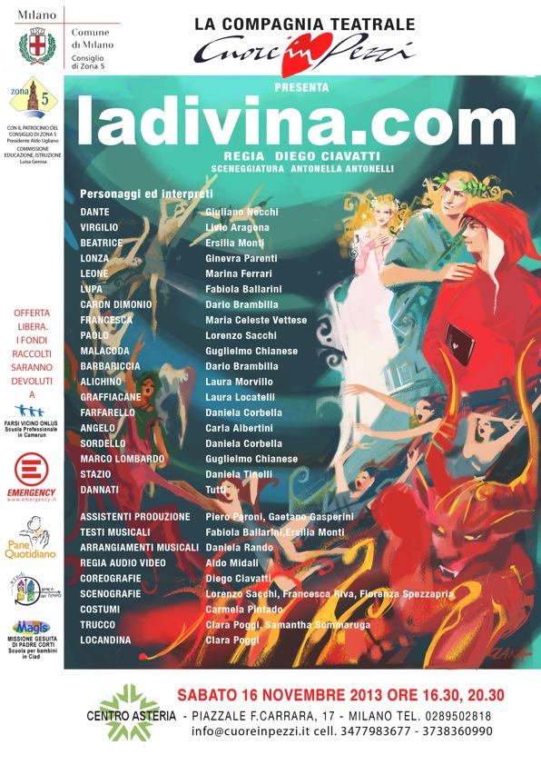 La Divina.com - 16 novembre 2013